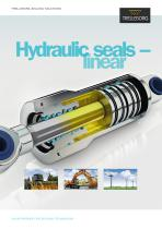 Hydraulic Seals - linear metric version (complete catalog)