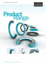 Product Range in Industrial Sealing