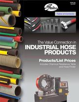 Industrial Hose product catalogue