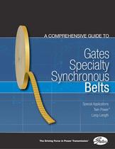 Specialty Synchronous Belts