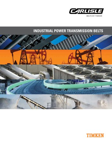 Carlisle Industrial Power Transmission Belts