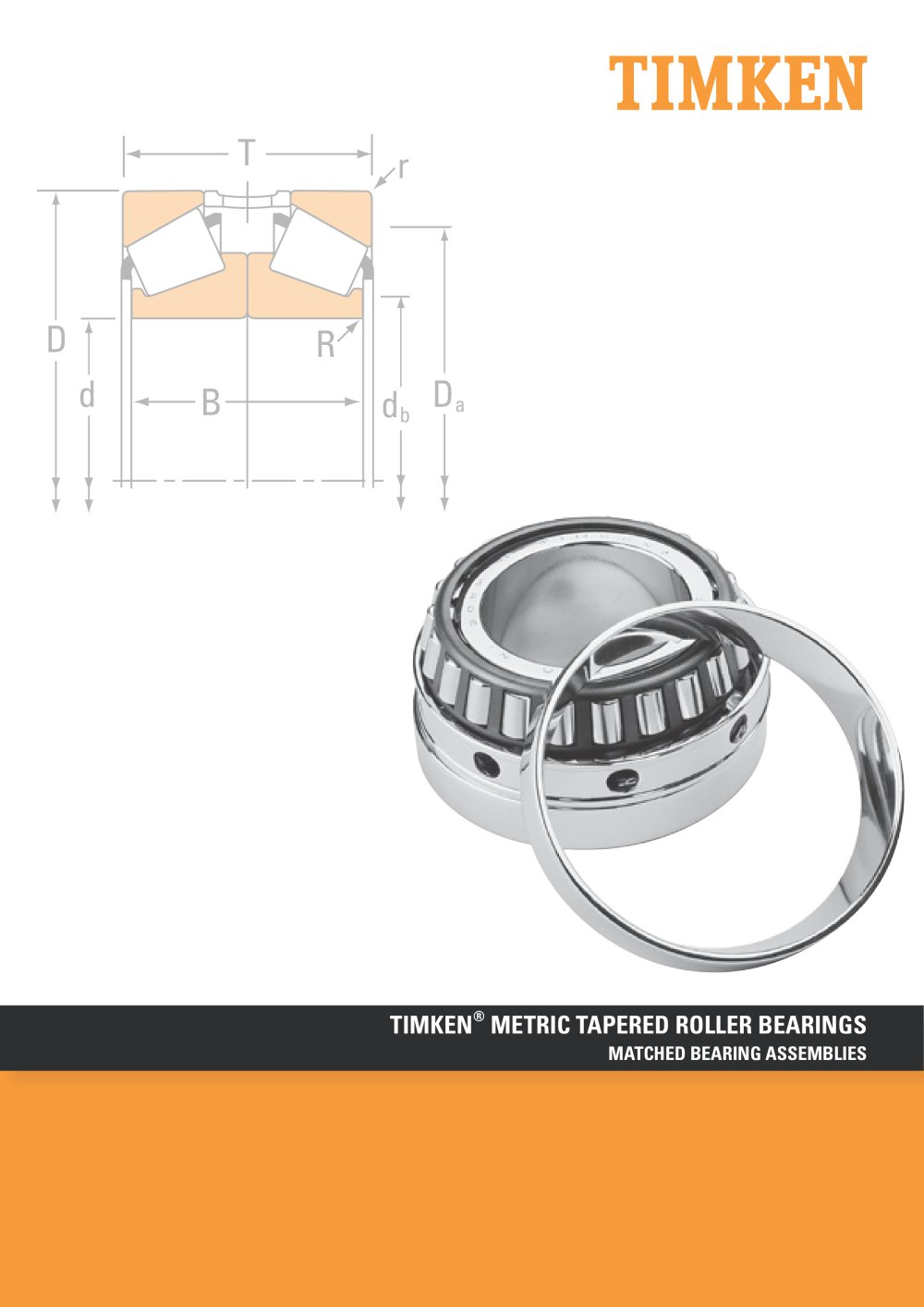 Matched Bearing Emblies 16 Pages