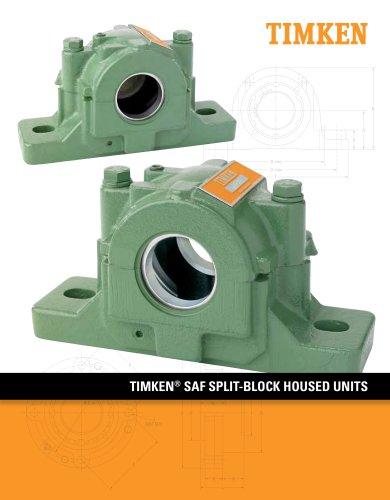 SAF Housed Units