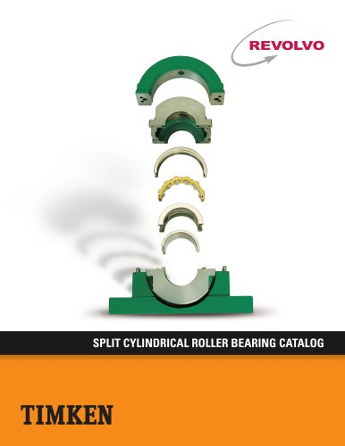 Split Cylindrical Roller Bearing Housed Units