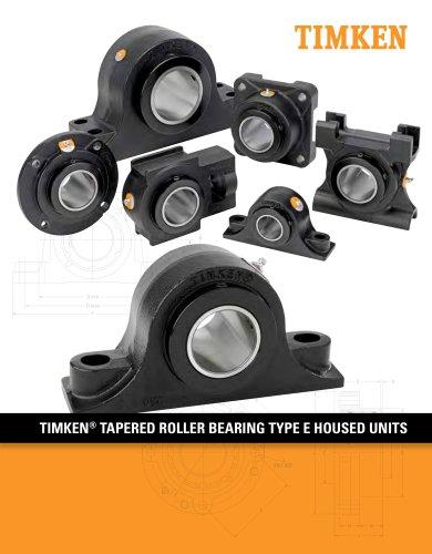 Type E Housed Units