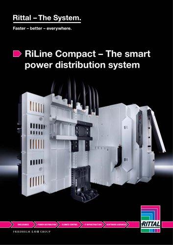 RiLine Compact – The smart power distribution system - RITTAL - PDF