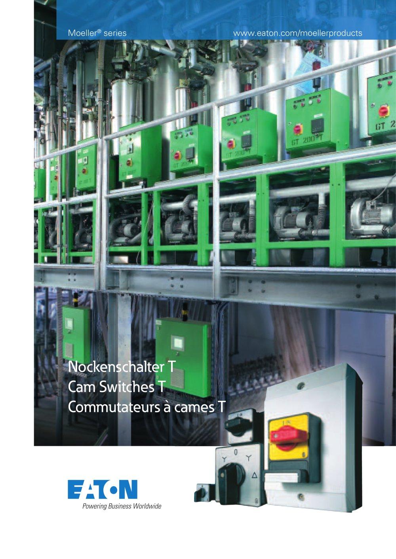 Cam Switches T - Eaton - PDF Catalogue | Technical Documentation ...