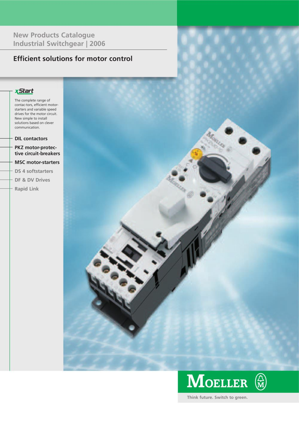 Efficient solutions for motor control - Eaton - PDF Catalogue ...