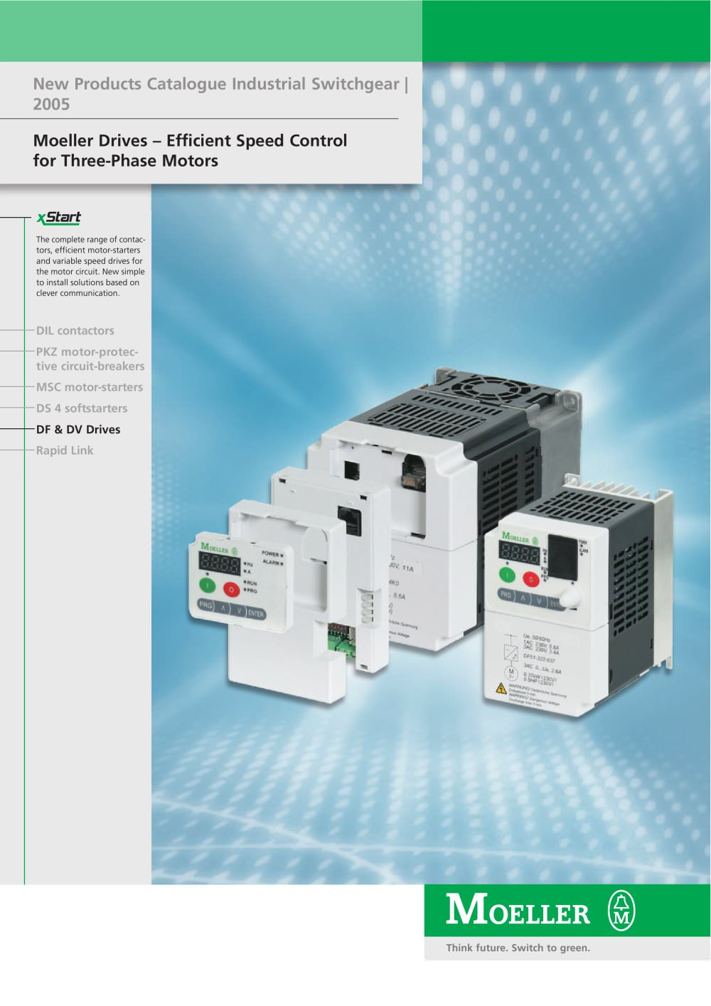 Efficient Speed Control for Three-Phase Motors - Eaton - PDF ...