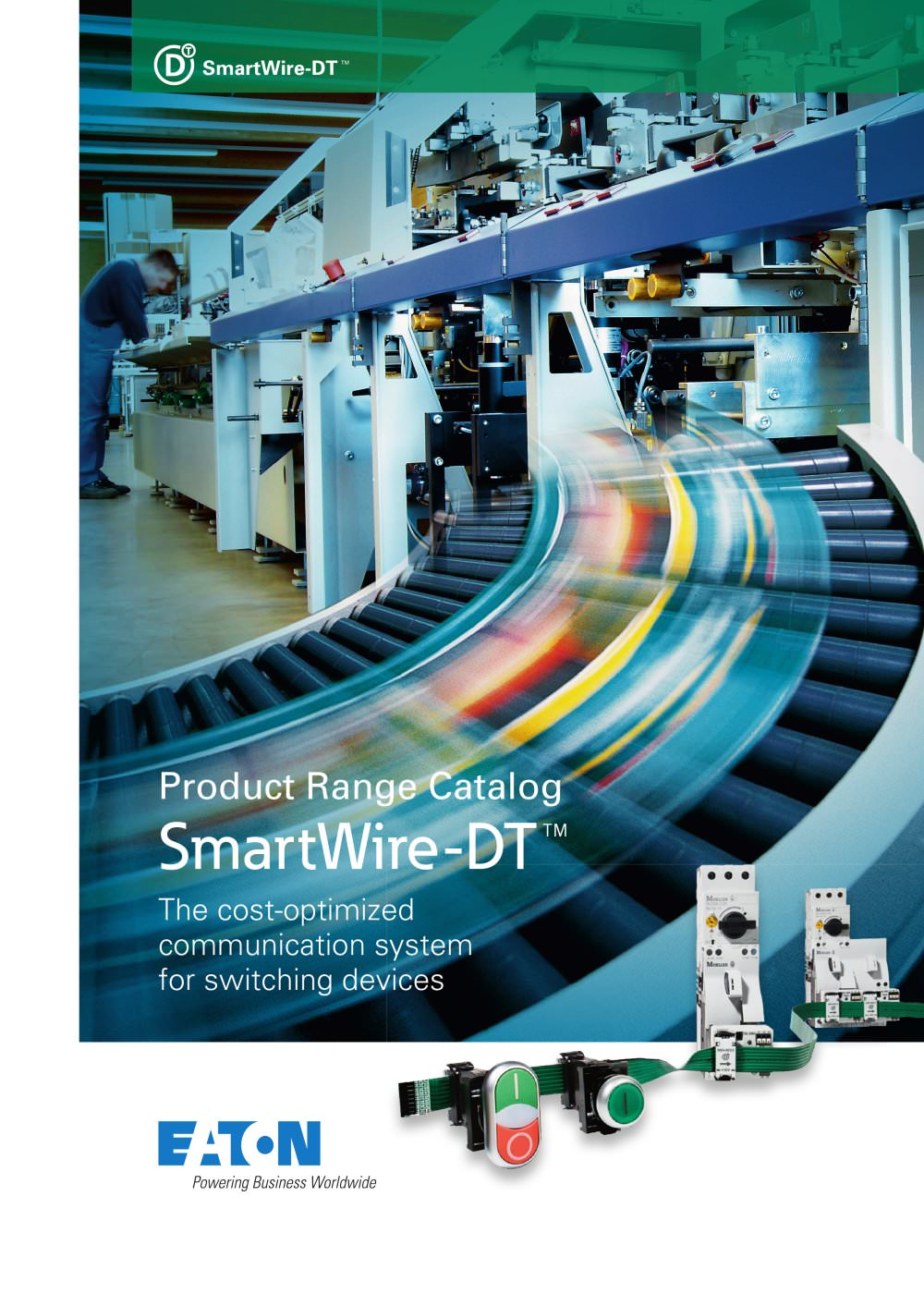 Product Range Catalog SmartWire-DT - Eaton - PDF Catalogue ...