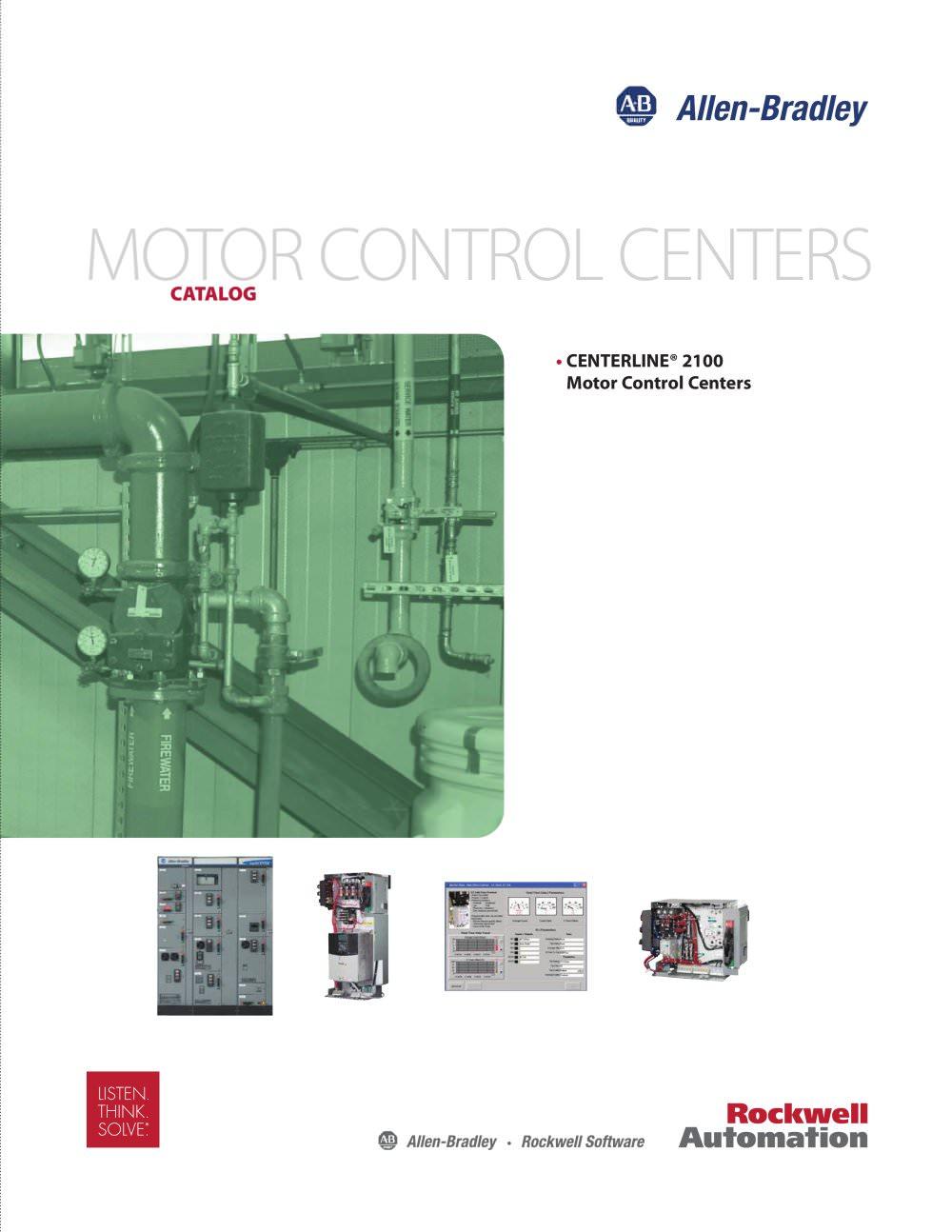 Allen Bradley Centerline Mcc Wiring Diagram - Schematics Wiring ...
