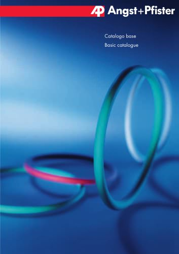 O-Rings basic catalogue