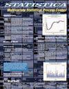 STATISTICA Multivariate Statistical Process Control (MSPC)