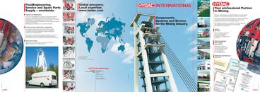 Components, Systems and Service for the Mining Industry.