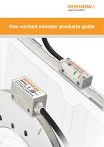 Non-contact encoder products guide