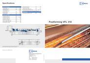 Postforming VFL 310