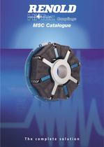 MSC catalogue