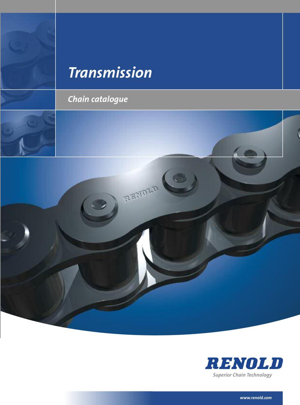 Transmission Chain - RENOLD - PDF Catalogue | Technical ...
