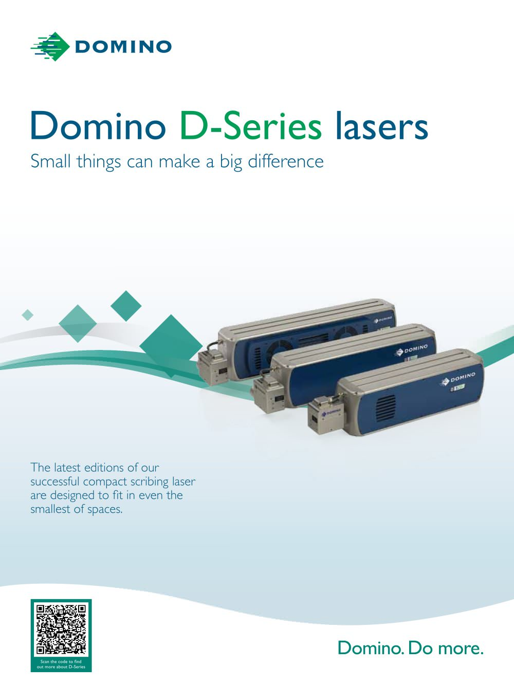 Domino D-Series lasers - 1 / 6 Pages
