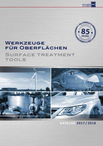 Surfface Treatment Tools