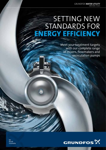 Grundfos Water Utility SMD/SMG