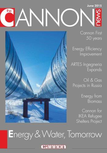 the CANNON news - Bono ARTES - PDF Catalogs | Technical