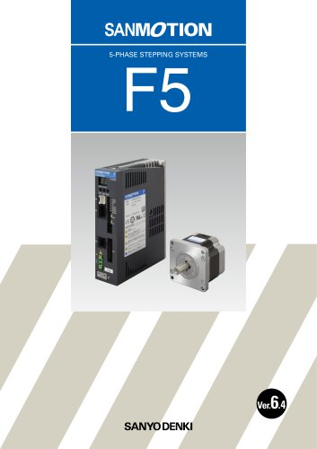 SANMOTION F5 - SANYO DENKI America - PDF Catalogs | Technical
