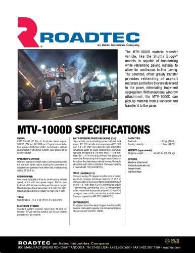 MTV-1000D