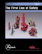 First line of safety brochure