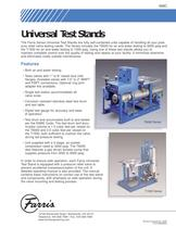 Universal test stand