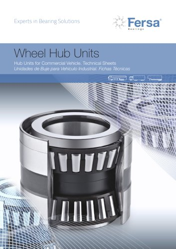 Commercial Vehicle Bearings