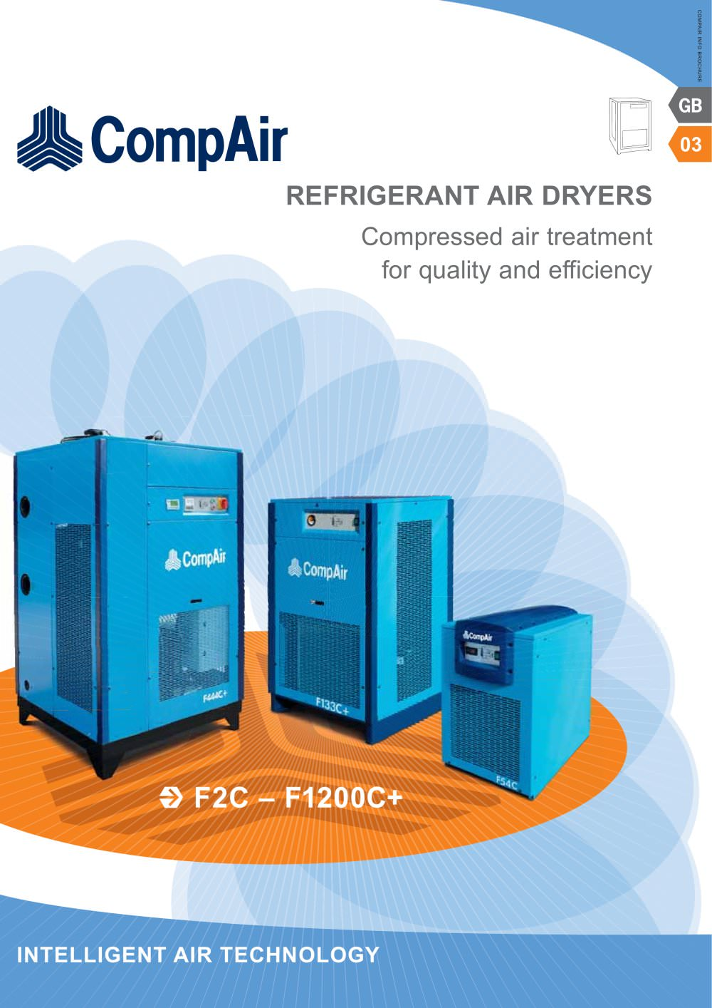 Compressed air dryers - 1 / 4 Pages