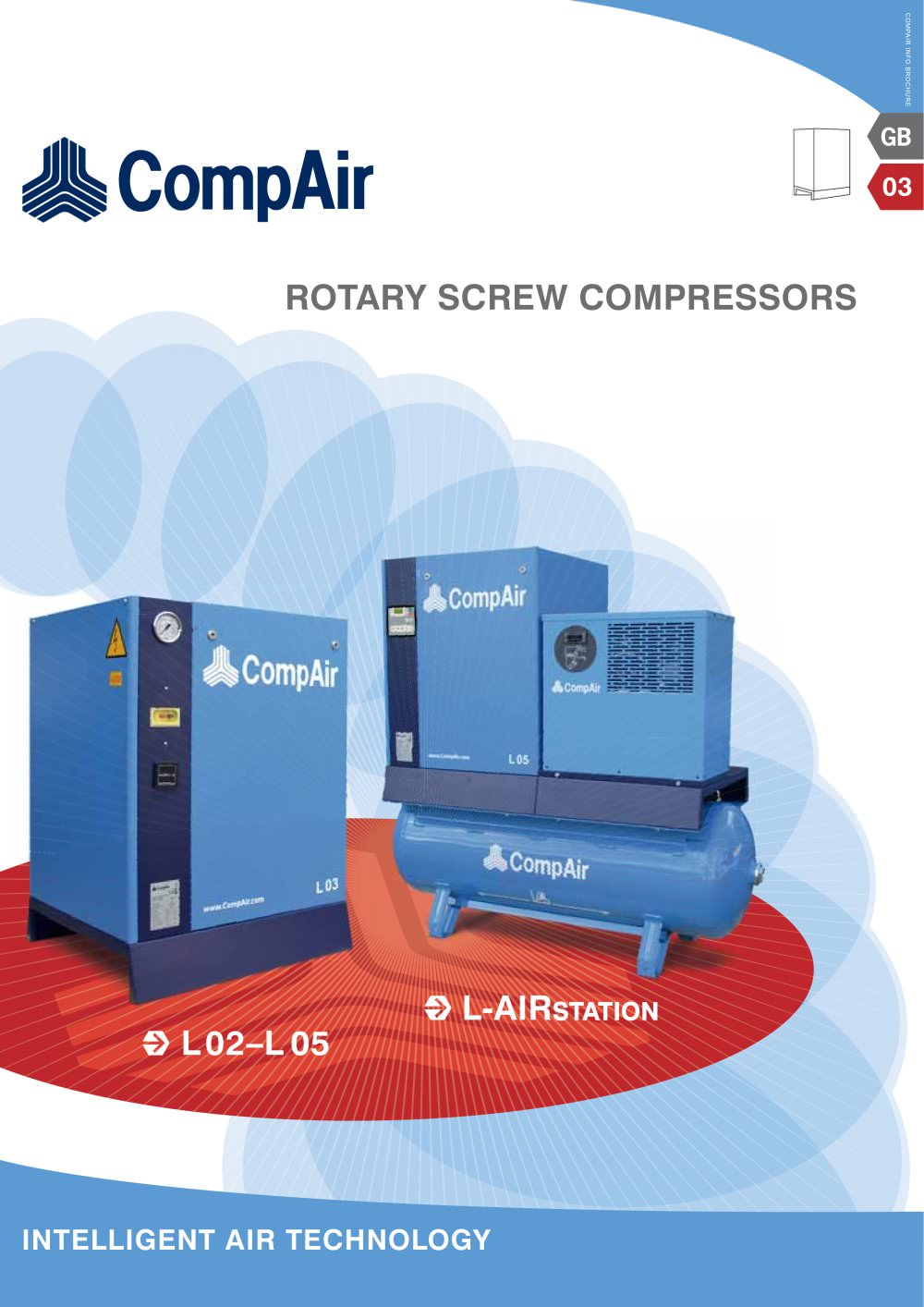 L02 - L05 compressors - 1 / 4 Pages