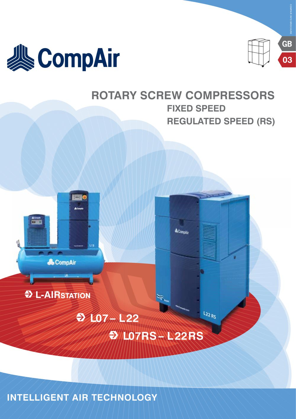 L07 - L22 Compressors - 1 / 8 Pages