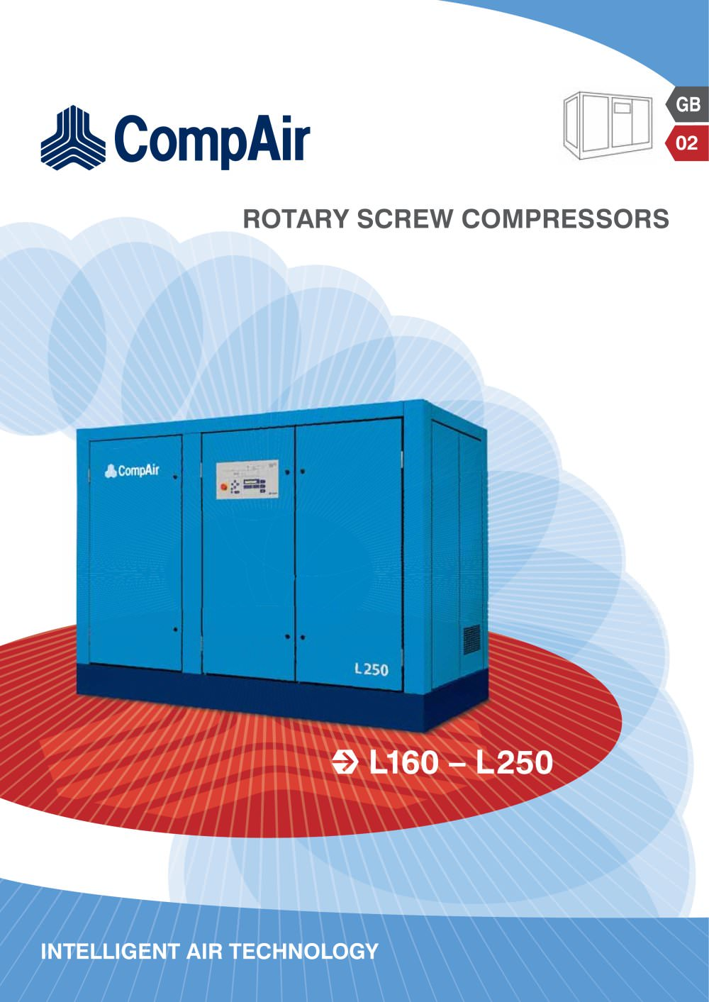 L160 - L250, RS compressors - 1 / 4 Pages