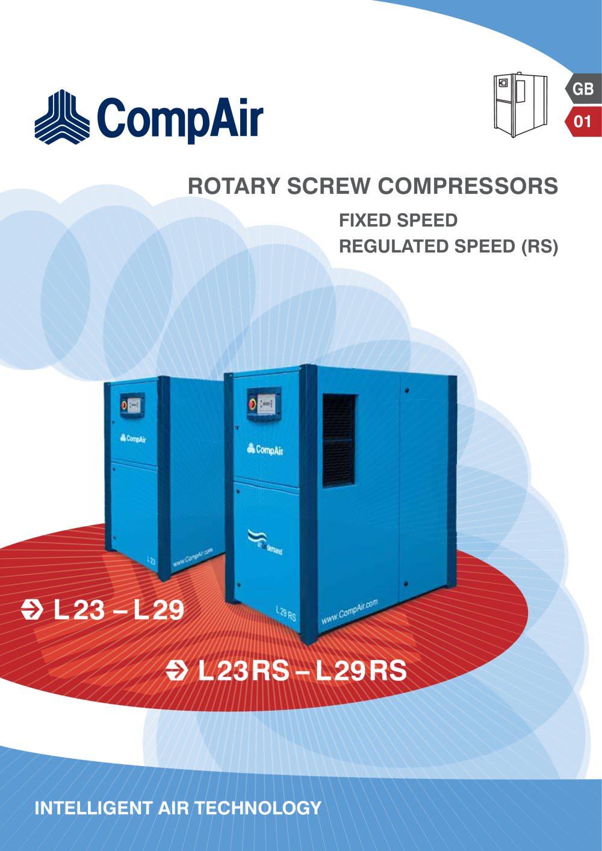 L23 - L29, RS compressors - 1 / 8 Pages