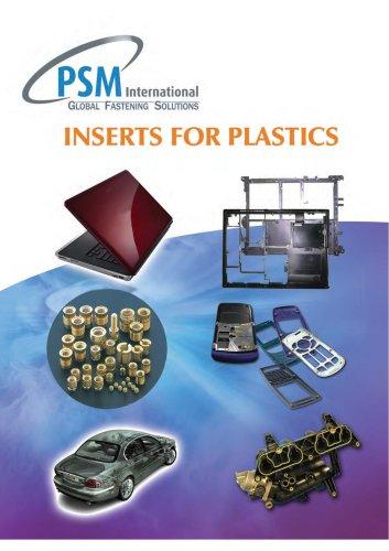 Insert For Plastics