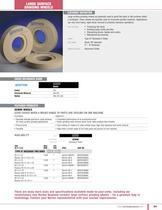 Catalog - Surface Grinding Wheels and Segments