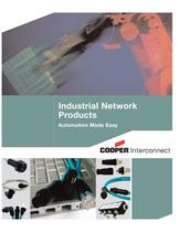 Industrial Network Products Catalog