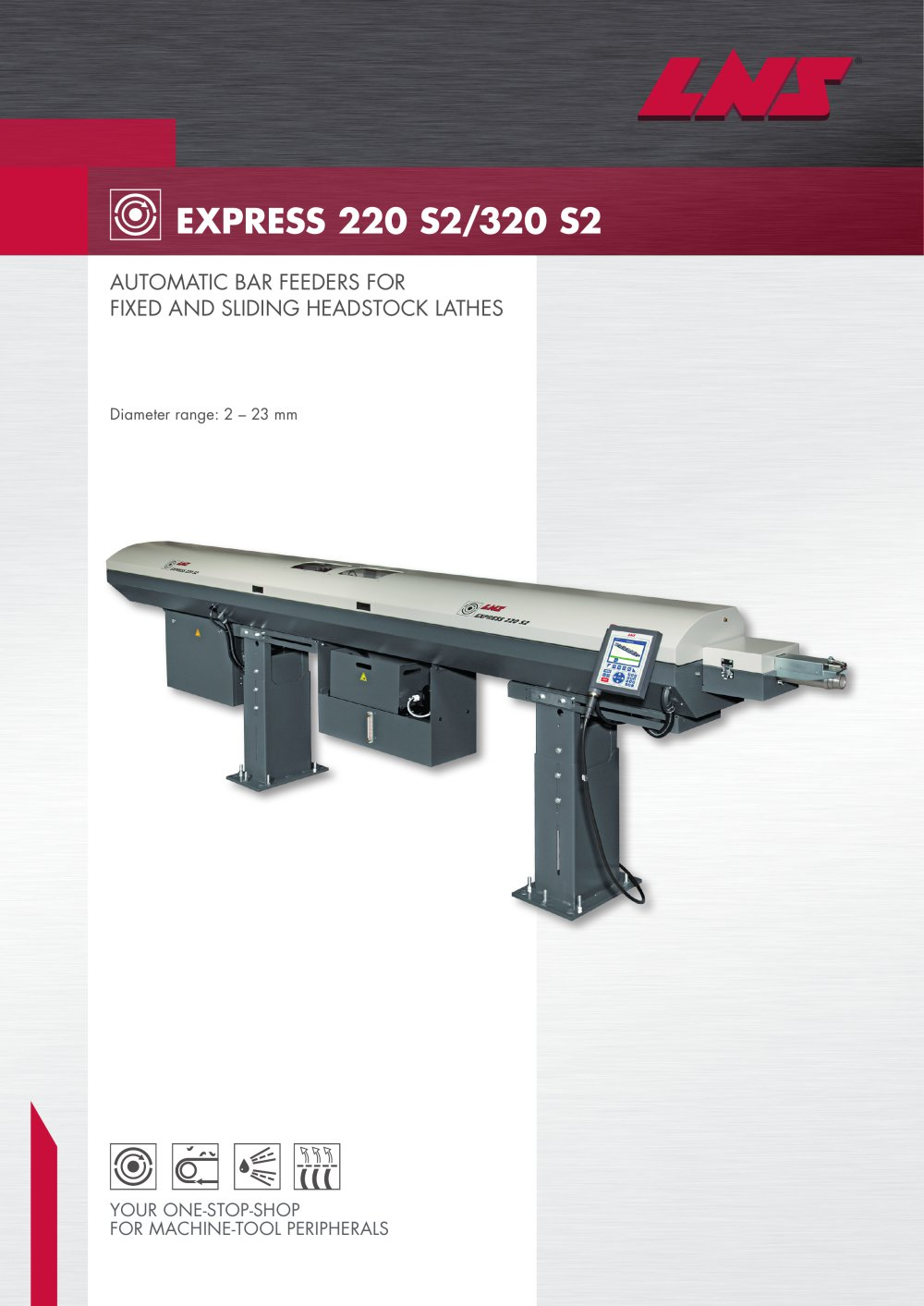 Express 220 S2 - 1 / 4 Pages
