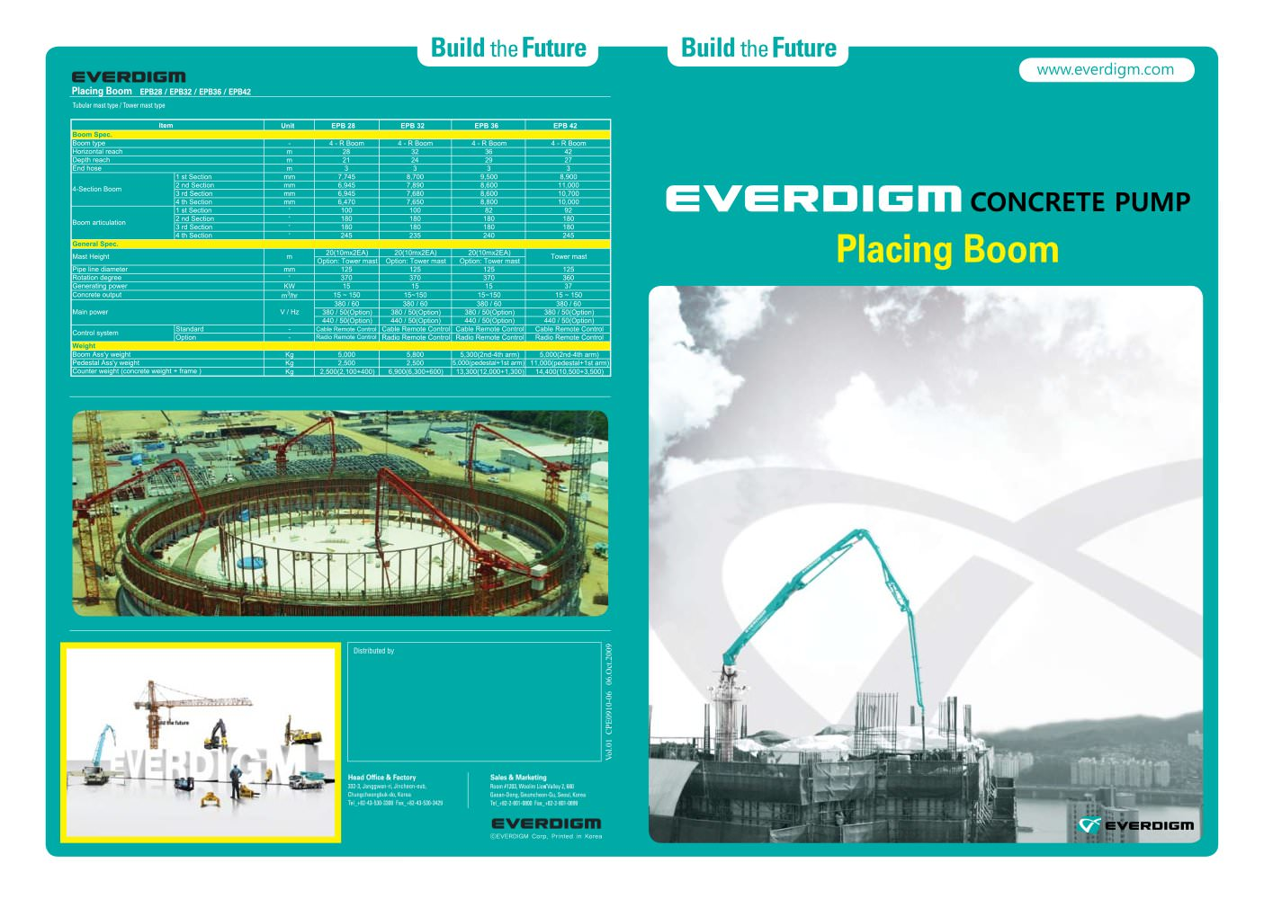 All Everdigm catalogues and technical brochures - PDF Catalogue ...