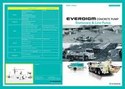 Concrete Pump Stationary & Line Pump Catalogue