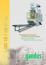 GA 15 / 25 C - P - Automatic Packaging Machines