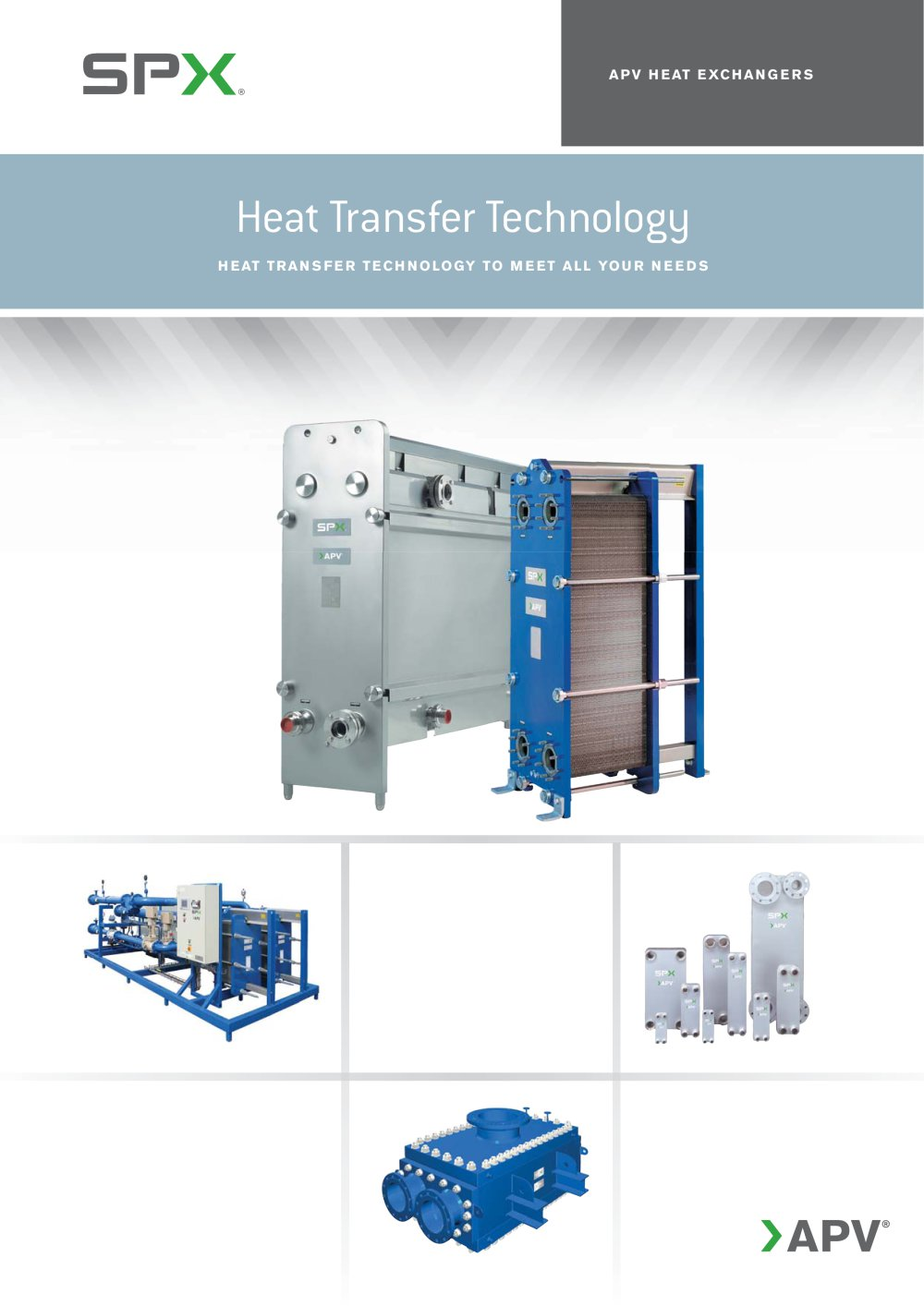 Heat Transfer Technology - APV - PDF Catalogue | Technical ...