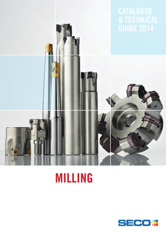 Seco tools katalog