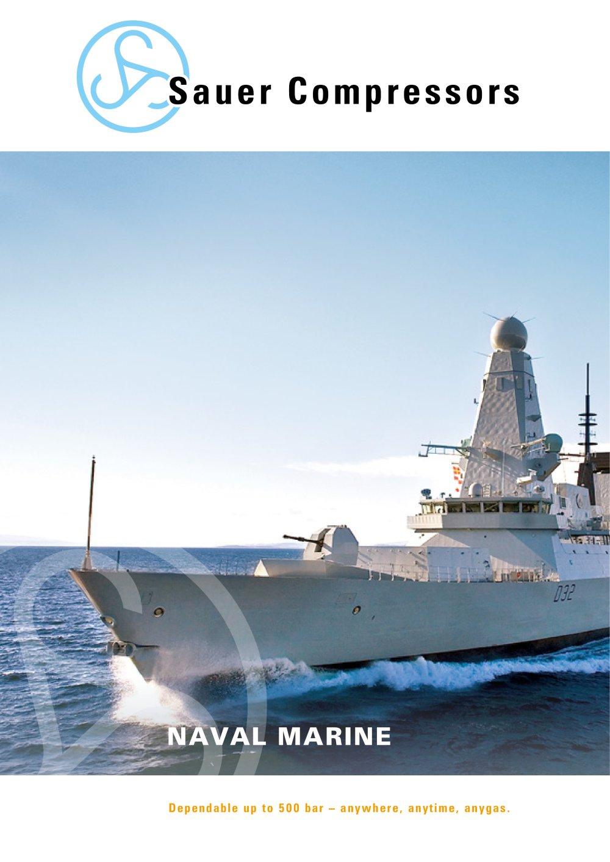 Sauer Compressors For Naval Marine Jp Sauer Sohn Maschinenbau