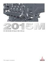 2015M The marine engine