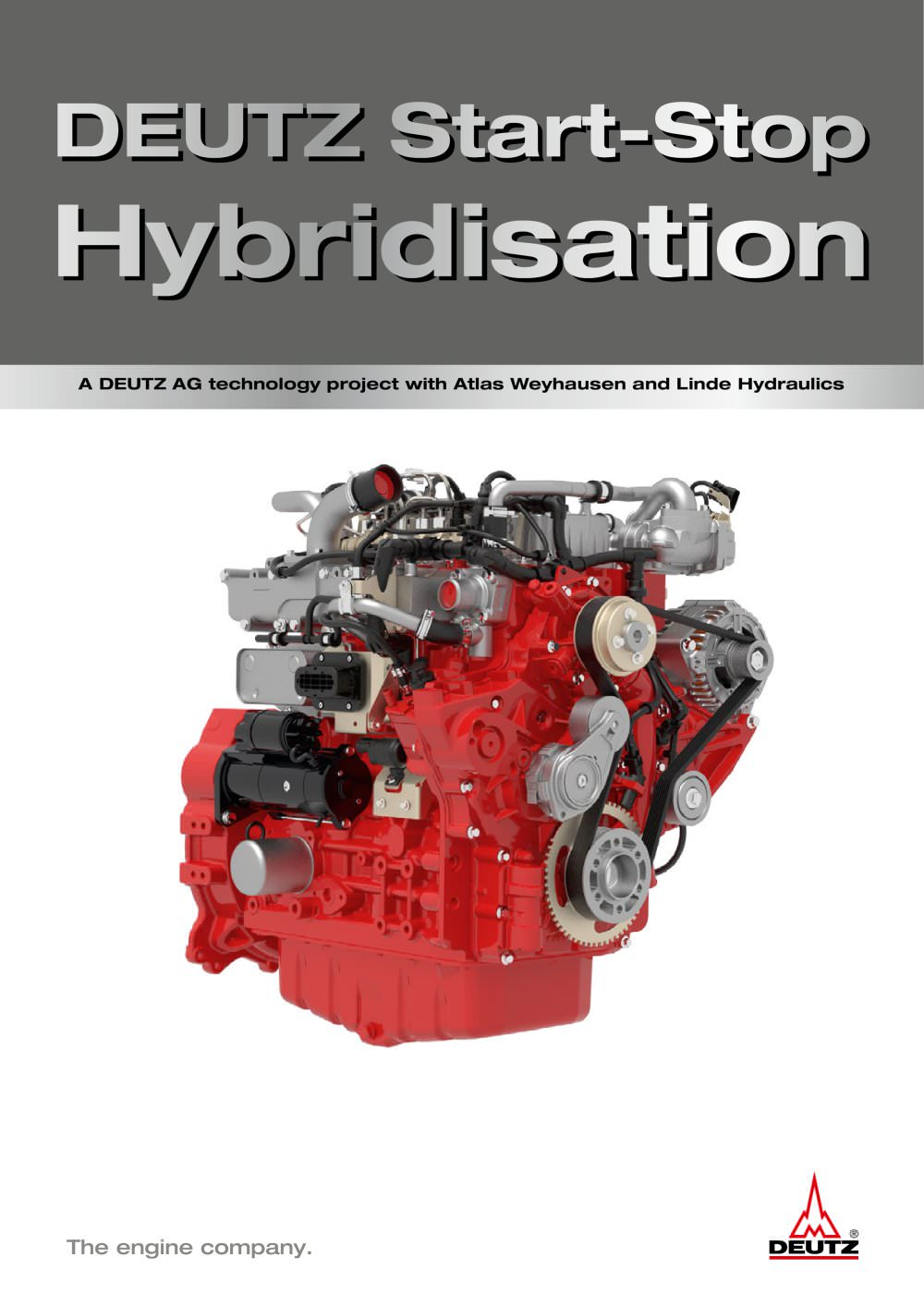 Deutz V8 Engine Diagram 2015 Electrical Wiring Diagrams Start Stop Hybridisation Pdf Catalogue Technical Parts