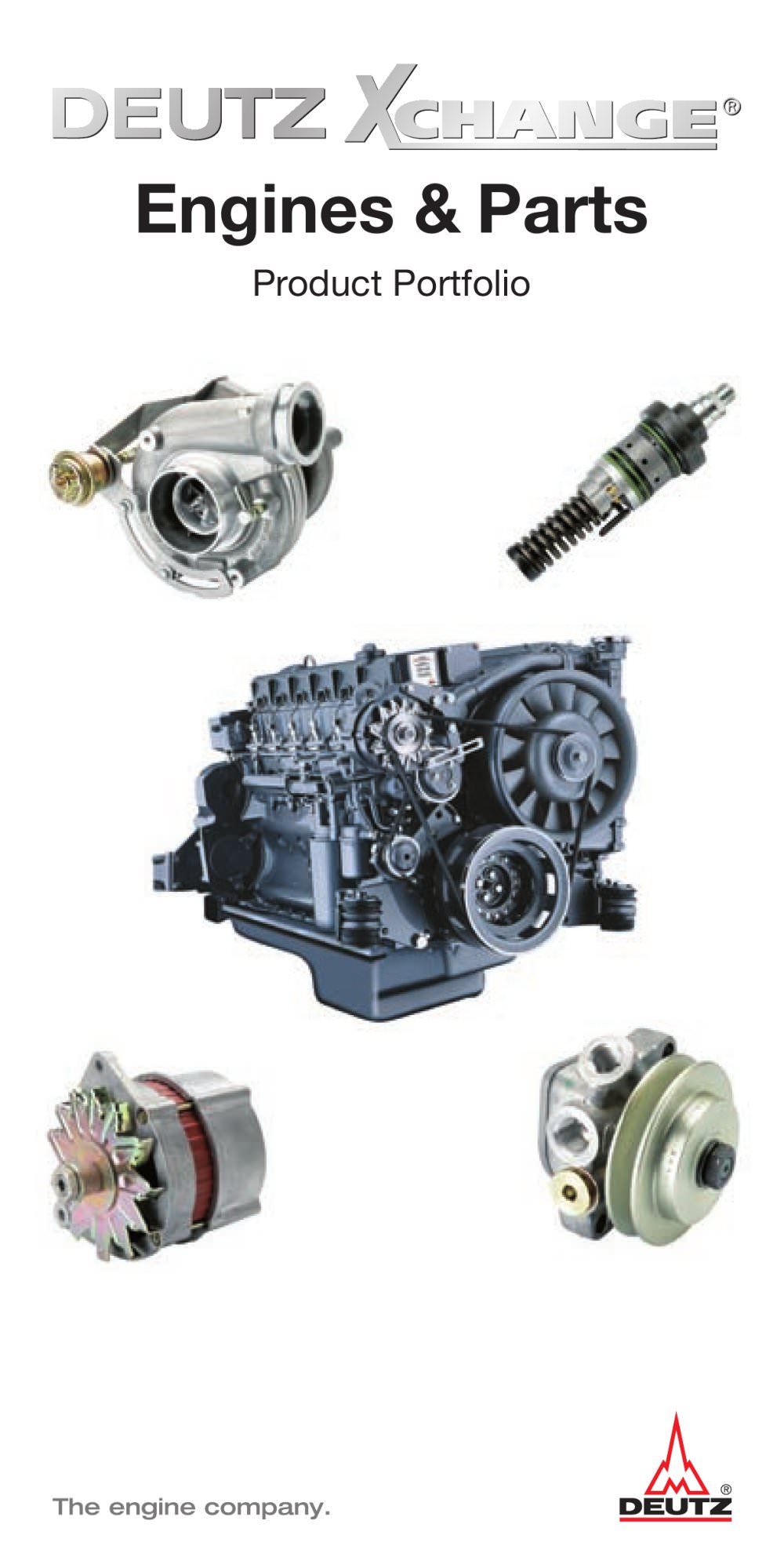 Xchange engines and parts - DEUTZ - PDF Catalogue | Technical ...