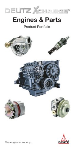 Xchange engines and parts